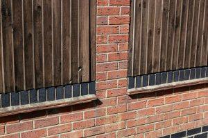 Atherstone Fencing & Brick Combination CV9