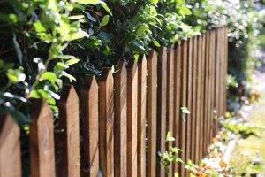Timber Picket Fence Fitter Atherstone