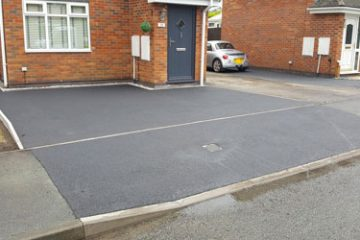 Dropped Kerb Cost in Barford